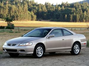Honda Accord Coupe 1998 года